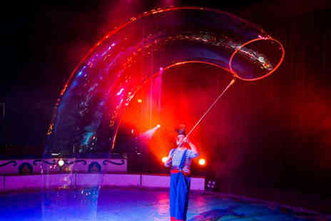 Fossetts Circus - Two tickets to Fossetts Circus - Save 60%