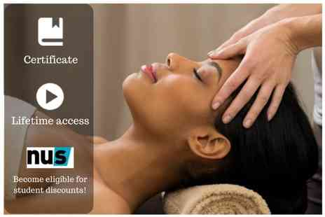 OfCourse - Online Indian head massage course - Save 76%