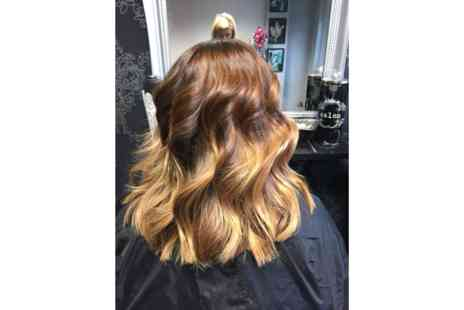 Selinas Boutique - Full head balayage highlights, cut & blow dry - Save 49%