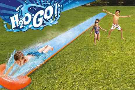 Net Price Direct - 18ft Bestway water slide - Save 65%