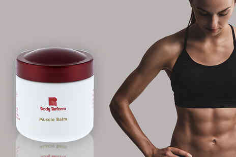 Body Reform - 150ml pot of muscle balm - Save 60%