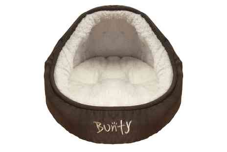 Groupon Goods Global GmbH - Bunty Snuggery Cat Bed - Save 7%