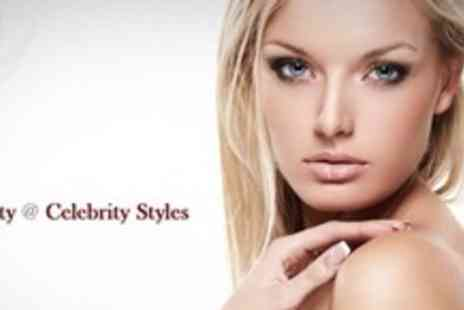 Beauty @ Celebrity Styles - Choice of Up to Three Treatments - Save 60%