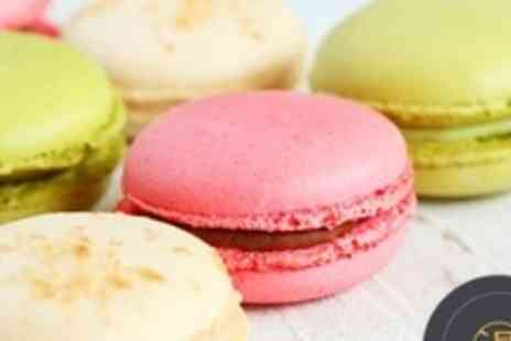 On Cookery School - Box of 18 Macarons in Various Flavours - Save 52%