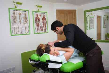 Oxford Chiropractors - Chiropractic Consultation and One or Two 30 Minute Treatments - Save 0%