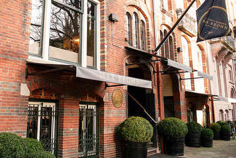 Max Brown Hotel Museum Square - Three Star Boutique Townhouse in the Museum Quarter - Save 49%
