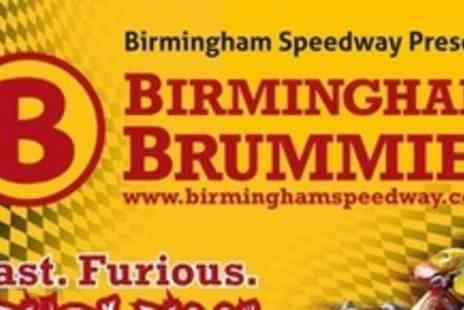 Birmingham Brummies - Speedway Tickets to Birmingham Brummies v Belle Vue Aces For Two on 31 May 2012  (Up to 63% Off) - Save 59%