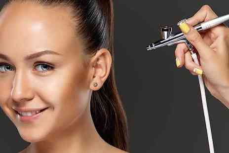 Centre of Excellence Online - Airbrush Tanning Business Diploma Course - Save 85%