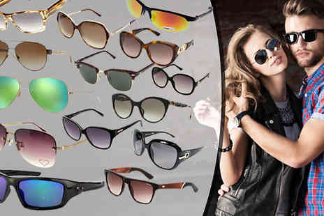 Brand Logic Europe - Mystery Designer Sunglasses For Him or Her of Gucci, Prada, Oakley, Ray Ban and More - Save 0%