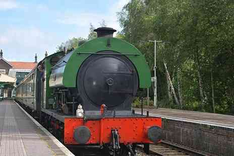 Buyagift - Family ticket for two adults and two children to the Spa Valley Railway - Save 0%