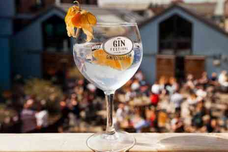 Gin Festival - Entry to Gin Festival on 14 and 15 April - Save 47%