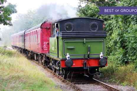 Wensleydale Railway - Tickets to The Wensleydale Railway Easter Special Train on 14 to 17 April - Save 20%