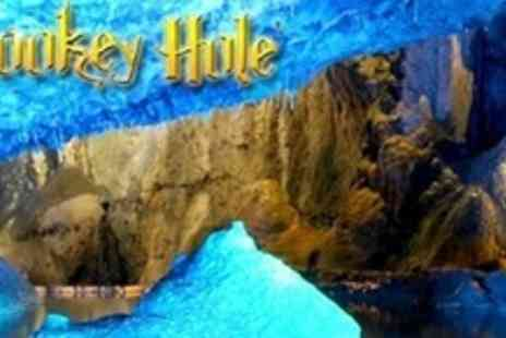 Wookey Hole Caves - In Wookey Hole Two Night Family Stay With Passes to Attractions and Crazy Golf - Save 56%