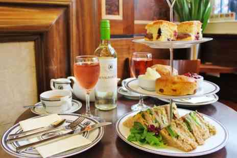 Centenary Lounge - Afternoon Tea for Two - Save 26%