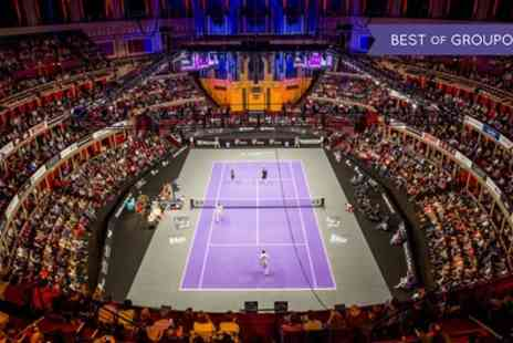 Champions Tennis - One ticket to Champions Tennis at the Royal Albert Hall on 30 November To 3 December - Save 20%