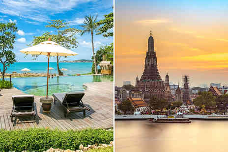 Amara Bangkok Hotel - Four Star Bustling Bankok, Private Pool, and Blissful Beach - Save 0%