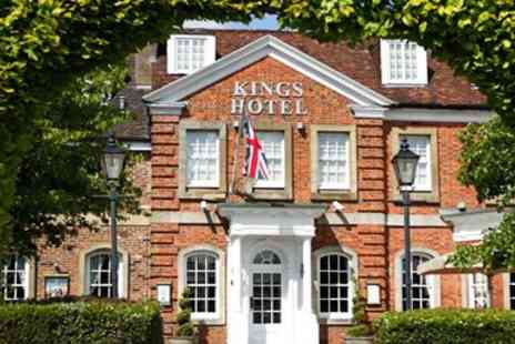 The Kings Hotel - Two Night Stay with Dinner & Prosecco - Save 51%