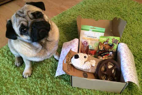 Barkbeats - Tailor made treat box for your dog - Save 34%
