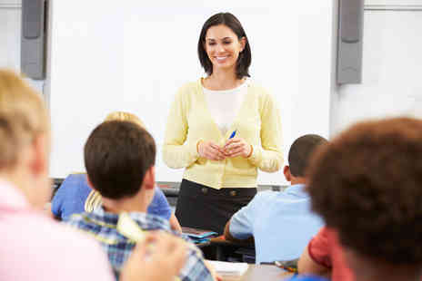 Global Language Training - Online 40 hour teaching large classes certificate - Save 80%