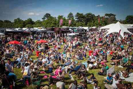 Foodies Festival - One adult ticket and showguide to Foodies Festival - Save 56%