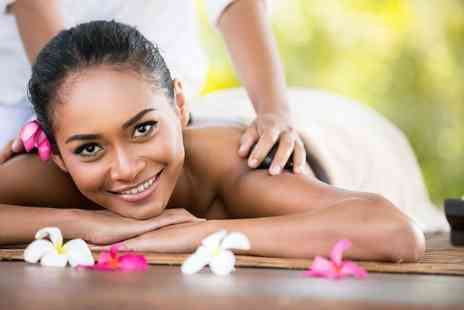 Modern Flair - One hour aromatherapy massage - Save 47%