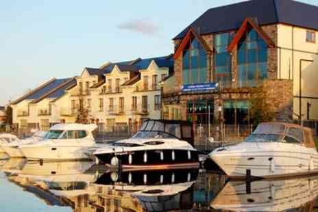 The Marina Hotel - One or Two Nights Stay for Two with Breakfast, Drinks on Arrival and Late Check Out - Save 0%