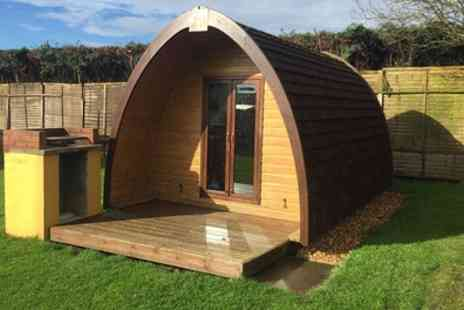 North Shore Holiday Centre - Two or Three Night Camping Pod Stay for Up to Five - Save 40%
