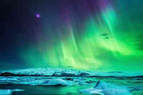 Bargain Late Holidays - Up to 4 Nights Stay at a Choice of Hotels with Northern Lights Tour and Return Flights - Save 0%