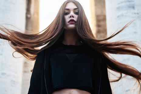 Through The Looking Glass - Brazilian Blow Dry with Optional Cut and Finish - Save 67%