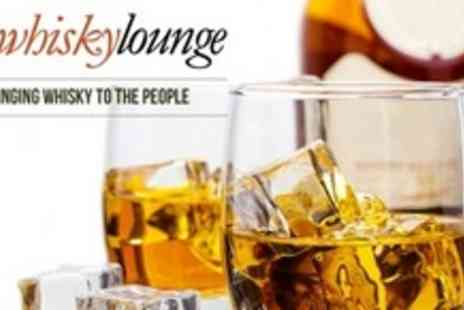 Whisky Lounge - Two Tickets With Tasting Glasses - Save 50%