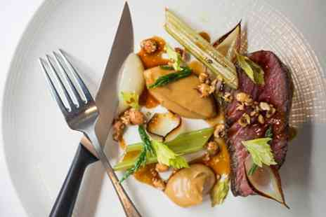 Michelin Starred Galvin La Chapelle - Three Course Dining with a Glass of Brut for Two - Save 0%