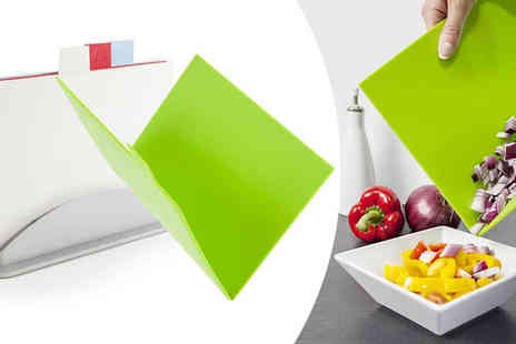 Trizinga - Four Colour Coded Foldable Chopping Boards - Save 0%
