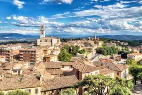 Travel Interaction - Deluxe Umbria Break with Cookery Class & Wine Tasting - Save 0%