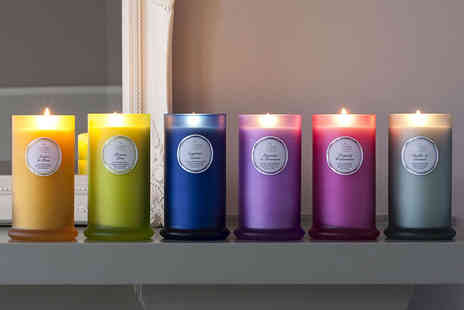 Shearer Candles - £20 spend at Shearer Candles.com - Save 50%