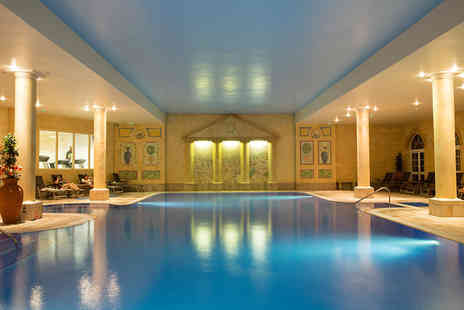 Sketchley Grange Hotel & Spa - One or two night stay for two including breakfast and spa access - Save 44%