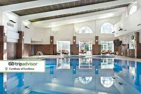 The Belfry - Spa day for one including a fire and ice experience, two treatments and afternoon tea - Save 43%