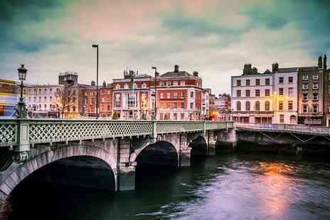 Crystal Travel - Two night Dublin spa break with Guinness Storehouse tour & other options - Save 0%