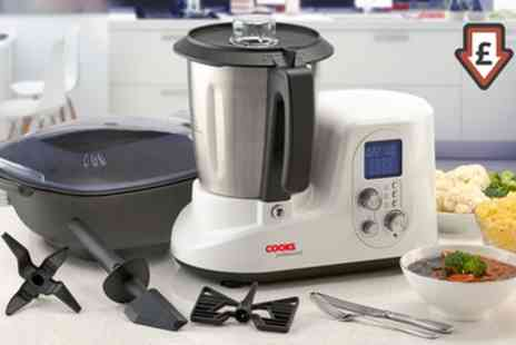 Groupon Goods Global GmbH - Cooks Professional Deluxe Thermal Multi Cooker - Save 75%