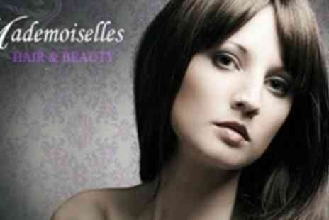 Mademoiselles Hair and Beauty - Senior Stylist Cut and Finish With Full Head of Colour - Save 66%