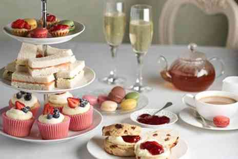 The Elwes Arms - Afternoon Tea with Prosecco for Two or Four - Save 46%