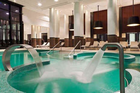 Hotel Barriere L Hotel du Lac - Four Star Lakeside Spa Town 12 Miles from Paris - Save 17%