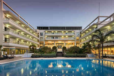 Hotel Sun Palace Albir & Spa - Four Star Panoramic Views over the Mediterranean Sea - Save 54%