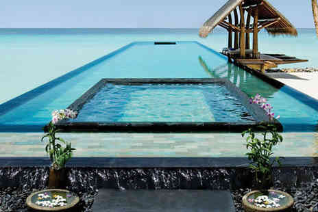 One & Only Reethi Rah - Five Star Stunning Beach Villa over the Blue Lagoon - Save 0%