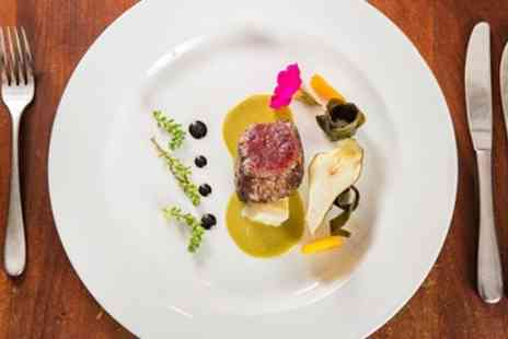 Ambrette Margate - Thee Course Michelin Recommended Dinner for 2 - Save 44%