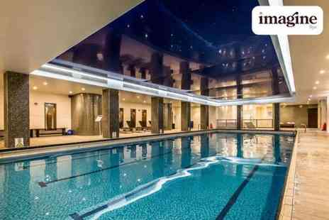 Imagine Spa - Eight hour spa retreat with spa access, a choice of treatment and a £10 voucher - Save 57%