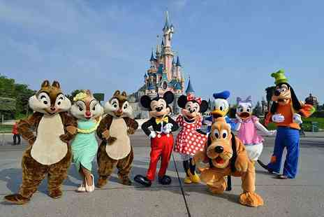 Tour Center - Two or three night Disneyland Paris  stay with Eurostar and one day two park entry - Save 0%