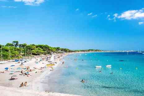Weekender Breaks - Seven night all inclusive Ibiza break with flights - Save 37%