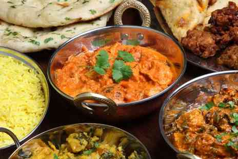 Assams - Two course Indian dining for two people - Save 51%