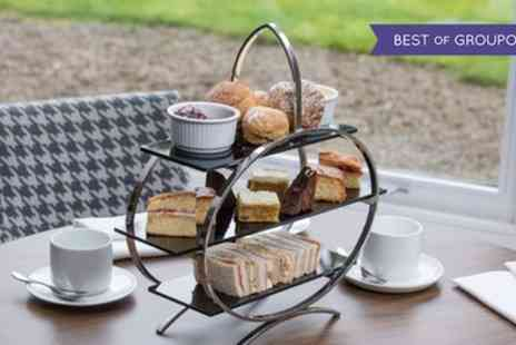 Cedar Court Hotel - Traditional or Sparkling Afternoon Tea for Two or Four - Save 50%