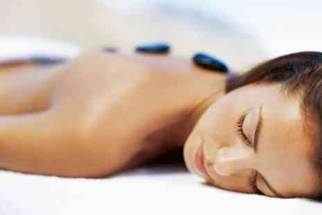 Elegance Hair and Beauty - 60 Minute Deep Tissue and Hot Stone Massage for One or Two - Save 0%